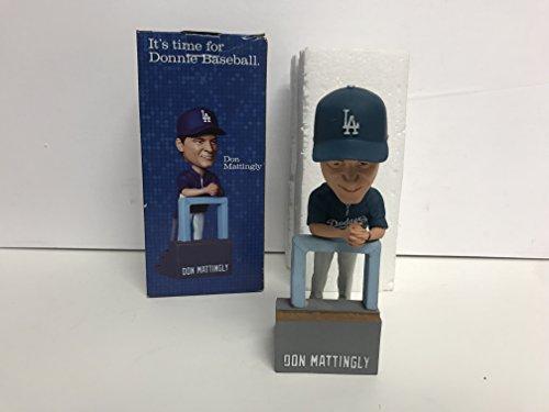 Don Mattingly 2011 Los Angeles Dodgers Manager STADIUM PROMO Bobblehead SGA