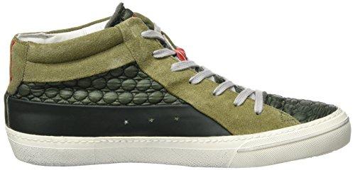 Alto A Verde Ishikawa Sneaker adulto Marti Collo Unisex BEWpIq