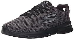 Skechers Performance Women's Go Fit TR - Prima Walking Shoe, Black, 7 M US
