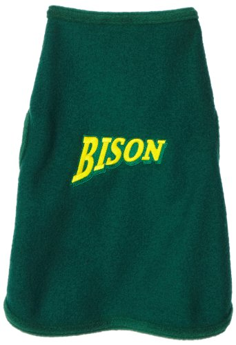 Cheap NCAA North Dakota State Bison Polar Fleece Dog Sweatshirt, X-Large