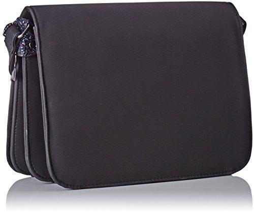 Lollipops - Abeille Shoulder, Shoppers y bolsos de hombro Mujer, Noir (Black), 14x23x26 cm (W x H L)