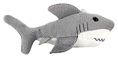 Education Outdoors Shark Sea Pet Pod Plush