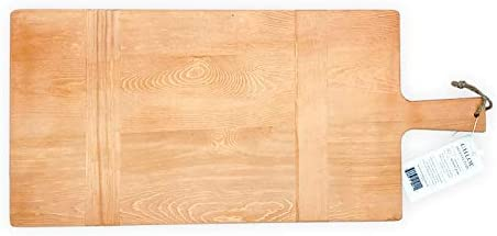 Chloe And Cotton Large Pine Wood Bread Boards Kitchen Decorative