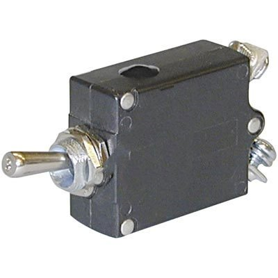 (TE CONNECTIVITY/POTTER & BRUMFIELD W31-X2M1G-30 CIRCUIT BREAKER, THERMAL, 1P, 250V, 30A)