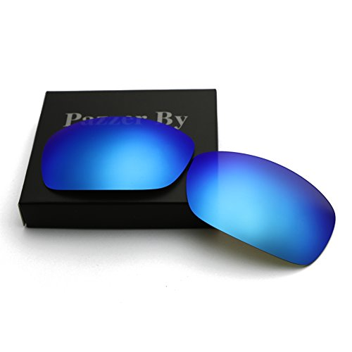 Polarized Replacement Lenses for Oakley Hijinx - Ice Blue Mirrored - Replacement Lens Hijinx Oakley