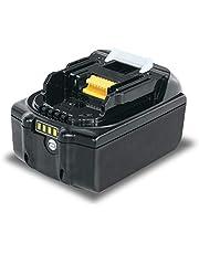 TREE.NB BL1850 5000mAh Replacement Battery for Makita BL1815 BL1830 BL1835 BL1840 BL1850 BL1860 LXT400 18V Cordless Power Tools