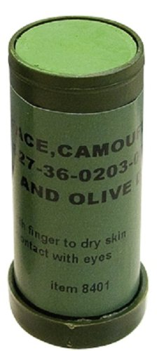 8401 Nato Jungle Black/ OD Paint Stick