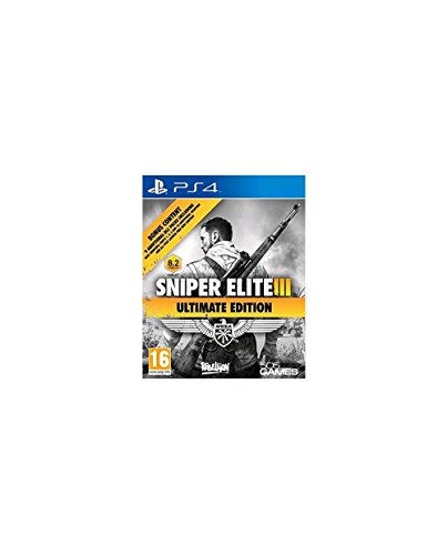 Sniper Elite 3 – Ultimate Edition (PS4)