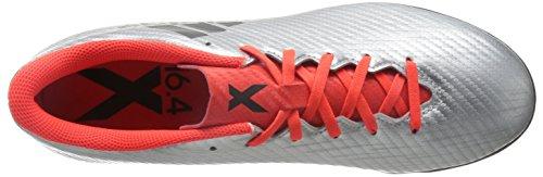 Plamet Chaussures 16 Homme de 4 adidas Football Negbas Plata TF X Rojsol wR5xIz