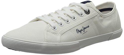 Pepe Jeans Aberman 21 - Pms30352800 Hvit