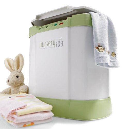 Nursery Spa Towel & Clothing Warmer by Nursery Spa Towel & Clothing Warmer