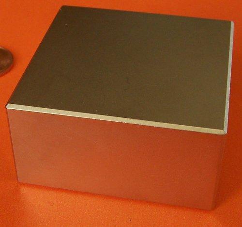 Super Strong Neodymium Magnet N42 2 x 2 x 1