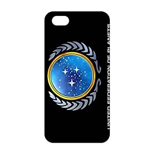 ANGLC Star trek logos united federation planets (3D)Phone Case for iPhone 5s