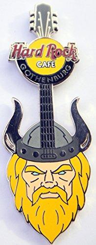 r Pin Hard Rock Cafe Gothenburg Sweden (Warrior Products Rock)