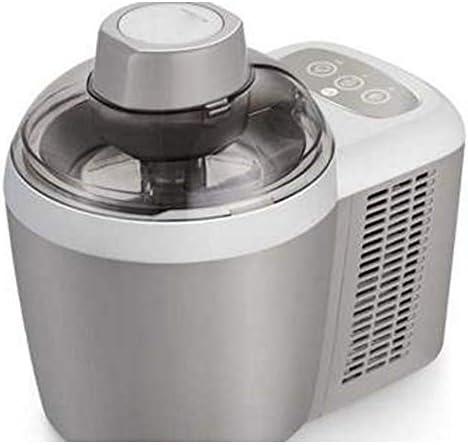 Máquina para Hacer Helados/Sistema de enfriamiento termoeléctrico / 700 Ml/Whisper Quiet/Versatile/Sin Pre-Enfriamiento/Contenedor Termo, Grey: Amazon.es