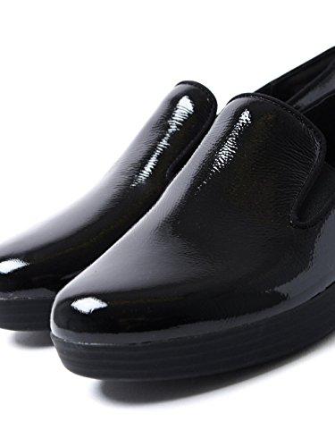 001 Stivali Di Donne Fitflop In Bassi Supermod Delle nero Tm Pelle Ii scarpe Hi Colore ICqwFq6n