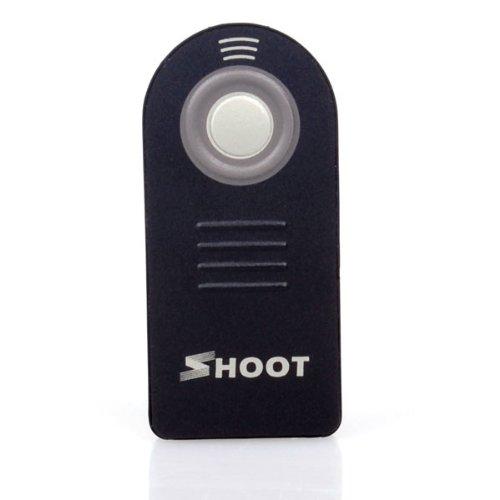 Lite Touch 110s D3000/Coolpix 8400 Neewer 2/x IR disparador remoto ML-L3/para nikon d40/d40/x D50/D60/D70 8800 D80 D70s D90 Nuvis S Pronea S