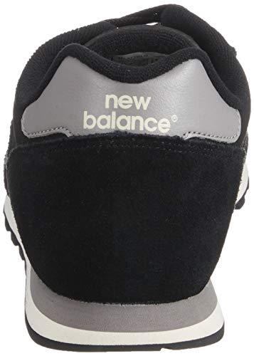 Hombre Negro Zapatillas Ml373 Para New Balance qwzY0