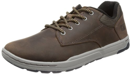 P716676 Footwear Brown Mens COLFAX Dark Marrone Cat uomo Sneaker qR6pFE1w1