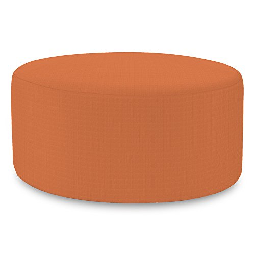 - Howard Elliott QC132-297 Universal Patio Round Ottoman Cover, 36-Inch, Seascape Canyon