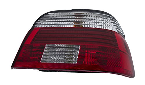 E39 5 Series Led Tail (HELLA H24272011 BMW 5 Series E39 Driver Side Replacement Tail Light Assembly)