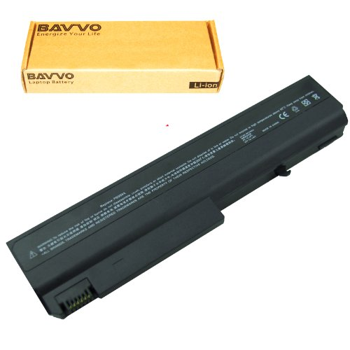 Bavvo Battery Compatible with COMPAQ Business Notebook NC6105 NC6000 NX6100 NX6300 Series 360482-001 (Nc6000 Battery Compaq)