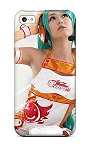 New CXwHvxG592zERup Cosplay Tpu Cover Case For Iphone 5c