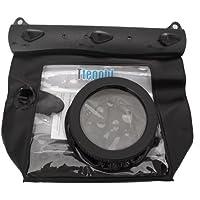 Tteoobl New Black 20M Underwater Waterproof Case DSLR SLR For Canon 5D III 5D2 7D 60D 600D Nikon D700 D5100