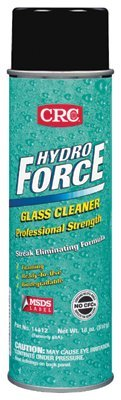 HydroForce® Glass Cleaners Professional Strength - 20oz glass cleaner & lab [Set of 12]