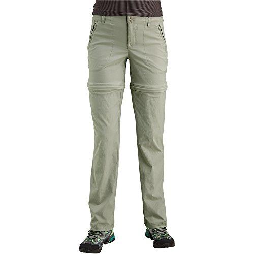 Merrell Women's Belay Convertible Pant, Seagrass Size 10
