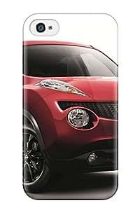New QYdpBSJ6338nMkEH Nissan Juke 65345345 Skin Case Cover Shatterproof Case For Iphone 4/4s