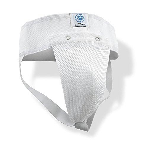 Protección–Regular Male–Coquilla de boxeo, color blanco Sportsupply.org