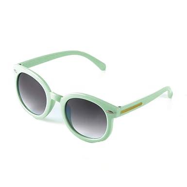 Anqeeso - Gafas de sol - para niña Estilo 16 G: Amazon.es ...