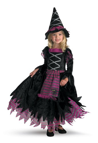 Fairy Tale Witch 3t 4t Child (Fairy Tales Costumes For Boys)