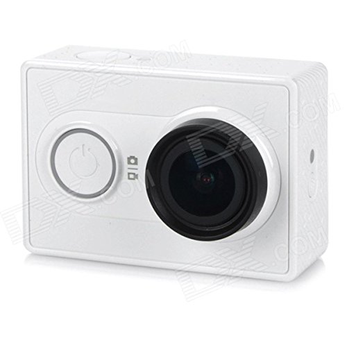 XiaoMi Yi 16MP Sports and Action Camera (White) - 6