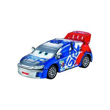 - Disney Cars Metallic Finish Series - Raoul Caroule Vehicle