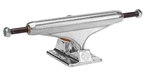 - Independent Forged Hollow Polished Skateboard Truck, Standard/139mm, Set of 2