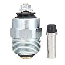 ILS - Fuel Pump Solenoid For Kipor KAMA KDE6700T KDE6700TA KDE6700 Diesel Generator