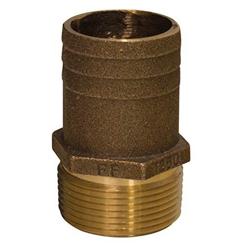Groco Bronze Pipe - Groco 1-1/2