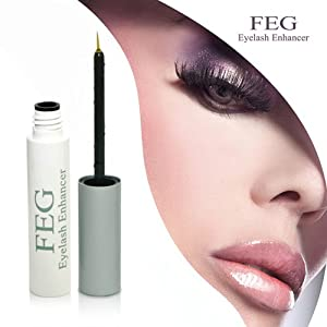 FEG Eyelash Enhancer Serum | 3 milliliters by FEG