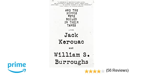jack kerouac and william burroughs book
