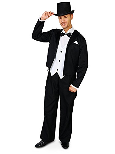 Great Gatsby 1920's Tuxedo Adult Costume X-Large