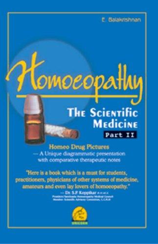 Homoeopathy: Pt. 2: The Scientific Medicine (Pt. 1) pdf epub