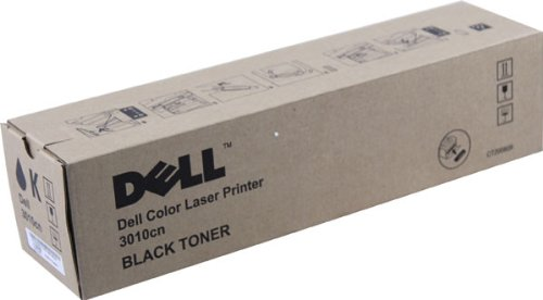 Dell 3010cn Black Toner 2000 - Toner Dell 3010cn Black