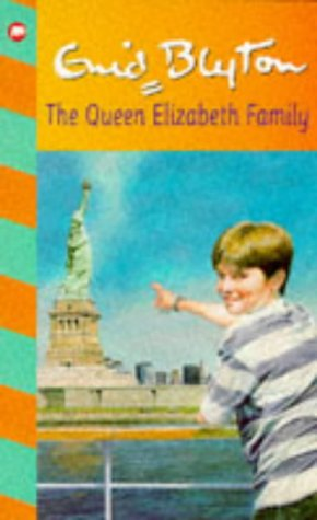 book cover of The Queen Elizabeth Family