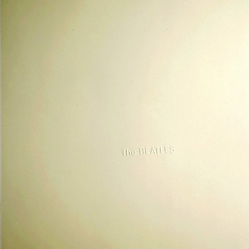 The Beatles (White Album) (UK 5th pressing numbered stereo double vinyl LP with photos and poster insert)