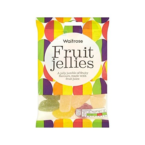 Fruit Jellies Waitrose 225g - Pack of 6