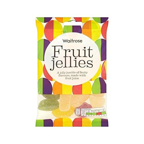 Fruit Jellies Waitrose 225g