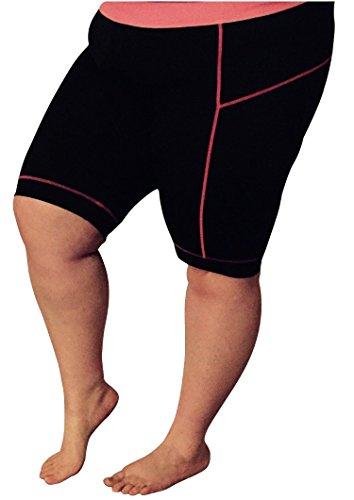 Plus Size Padded Shorts Cycling product image