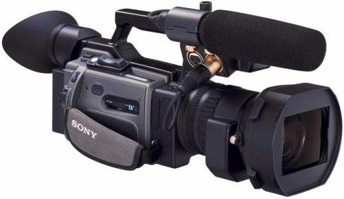 Amazon.com : Sony Professional DSR-PD170 3 CCD MiniDV Camcorder ...